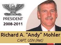 Andy Mohler Central Florida Navy League
