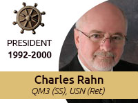 Charles Rahn Central Florida Navy League