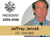 Jeffrey Jancek Central Florida Navy League