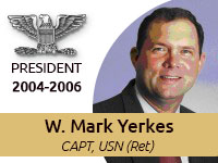 W. Mark Yerkes Central Florida Navy League