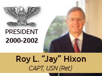 Roy Hixon Central Florida Navy League